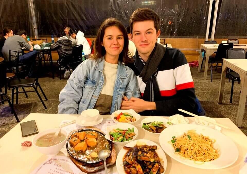 【杰妹與溫泉的邂逅 –  瑞士人在台文化衝擊】 